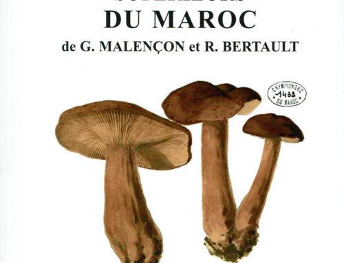 2009 – Revisión de las especies de Boletus s.l. descritos por R. Bertault
