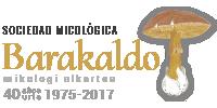 Sociedad Micológica Barakaldo Logo